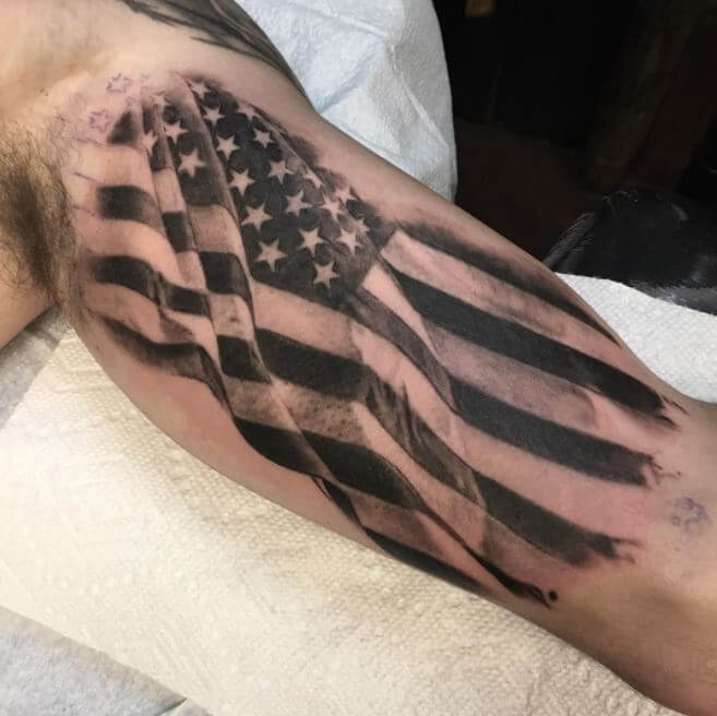 Inner Bicep Tattoo Pictures