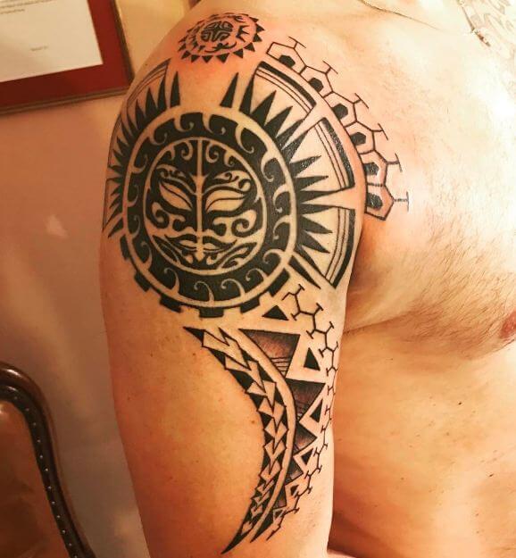 Latest Maori Tattoos