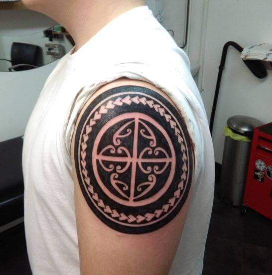 Maori Peace Tattoos