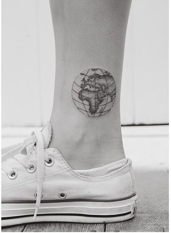 Nautical Pirate Map Tattoos (180)