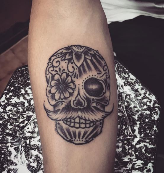 Skull Tattoos Meaning