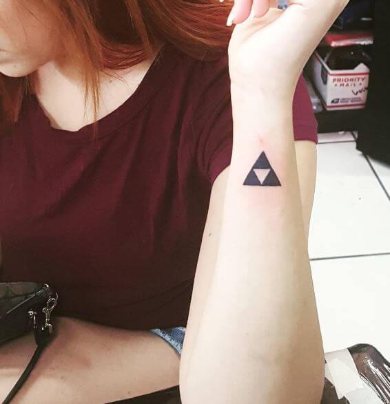Tiny Zelda Tattoos