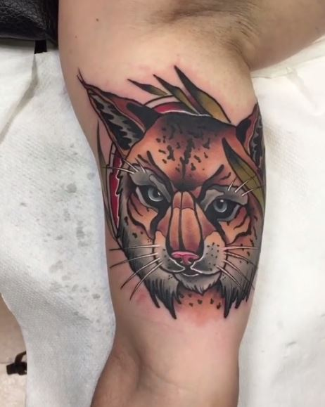 Traditional Animal Tattoos
