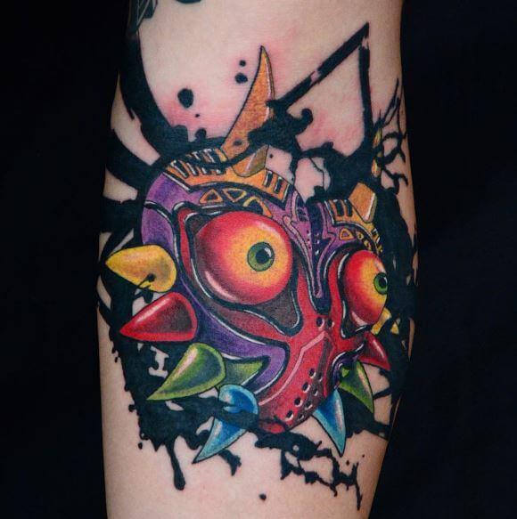 Zelda Dungeon Tattoos