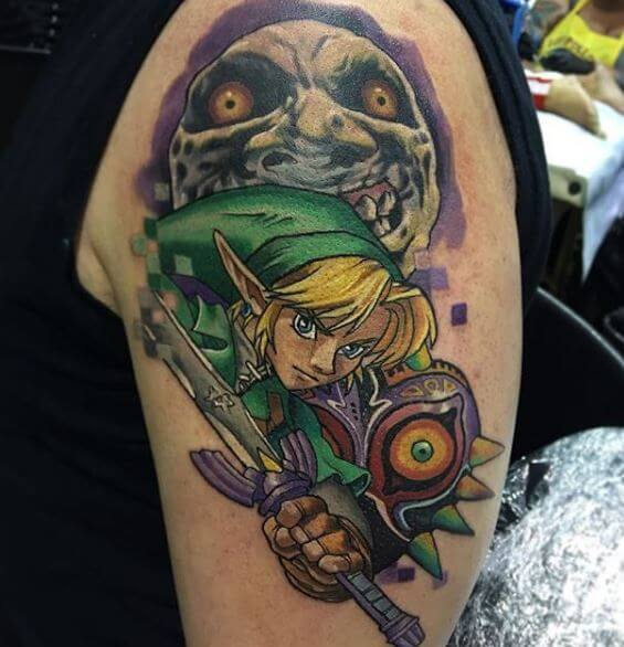 Zelda Tattoo Imgur