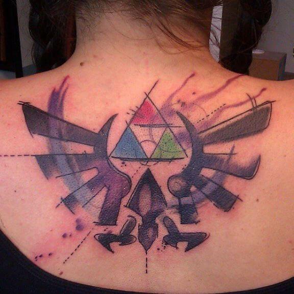 Zelda Tattoos For Women