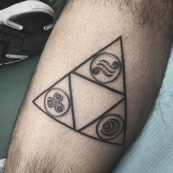 Zelda Tattoos Idea And Meaning