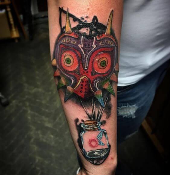 Zelda Tattoos Pictures