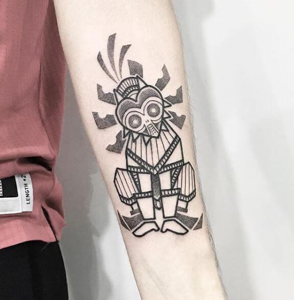 Zelda Temporary Tattoos