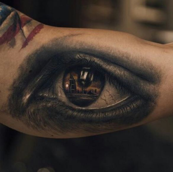 3d Eyebrow Tattoos