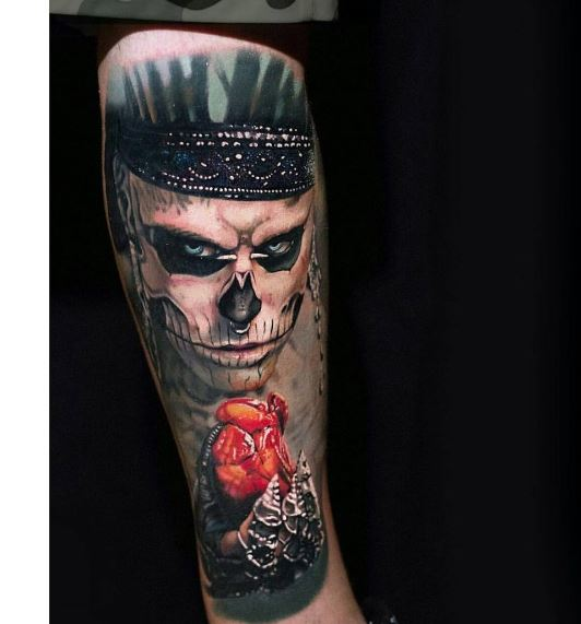 3d Forearm Tattoos