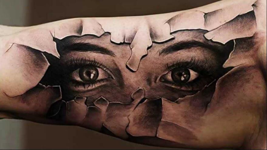 3d Skin Tattoos