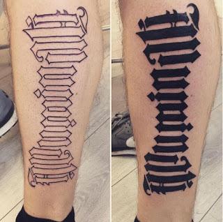 Ambigram Tattoos Maker