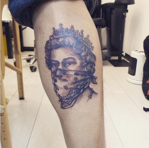 Arabic Queen Tattoos Design And Ideas For Girls