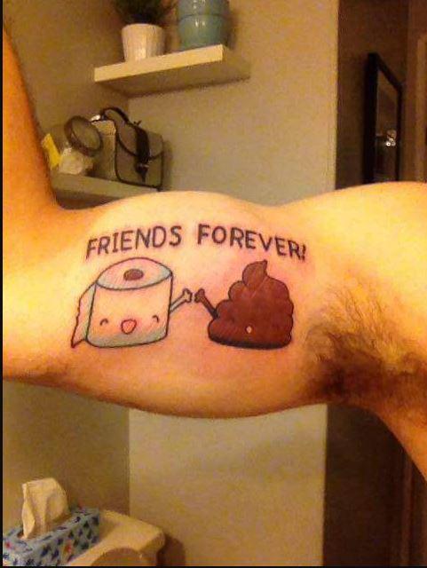 Bad Tattoo For Boys