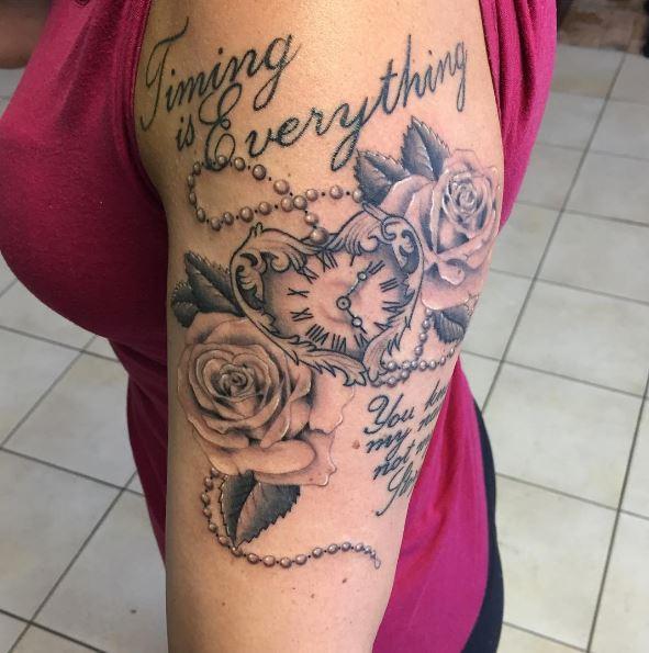 Beautiful Artwork Pocket Tattoos Design And Ideas