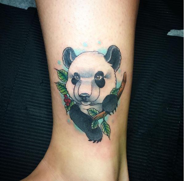 Beautiful Panda Tattoos Design And Ideas