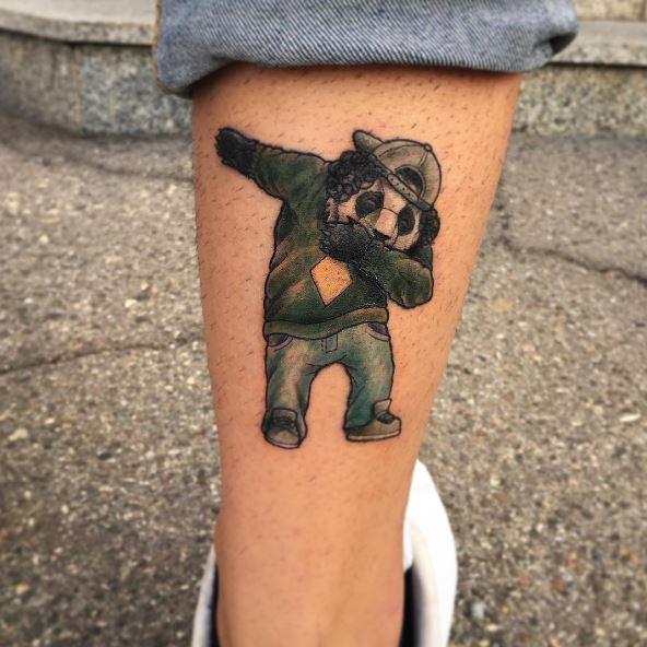 Best Cool Panda Tattoos Design And Ideas
