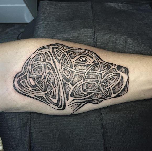 Celtic Tattoo On Arm 17