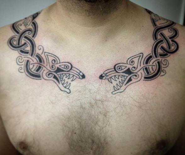 Celtic Tattoo On Body 4