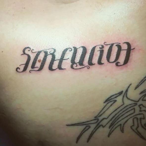 Cool Ambigram Tattoos Generator
