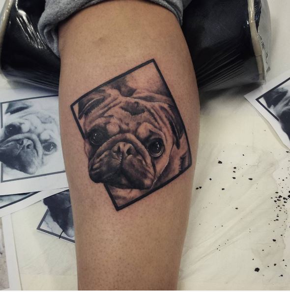 Dog Tattoo Brooklyn