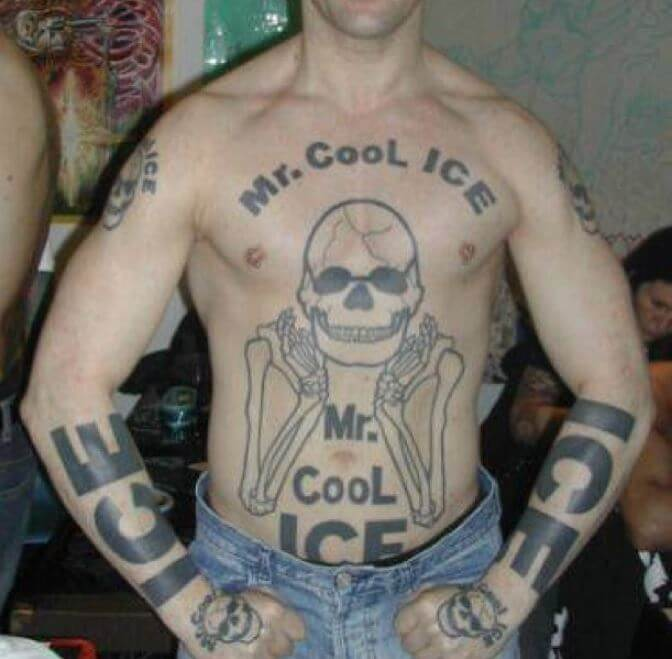 Full Body Worst Tattoos
