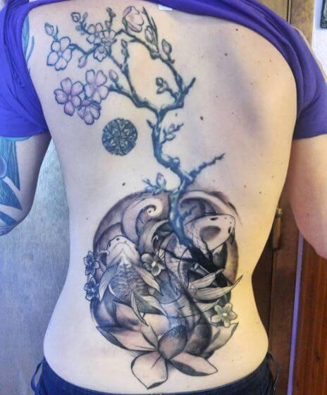 Koi Fish Tattoo On Arm 13