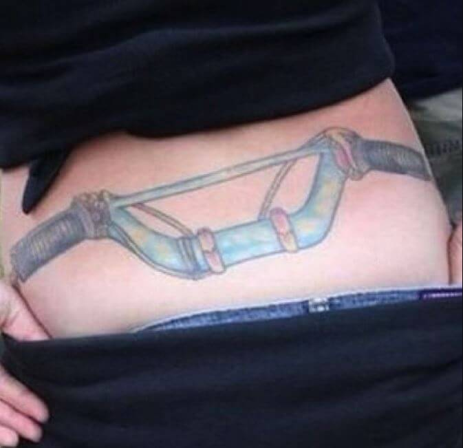 Lower Back Worst Tattoos