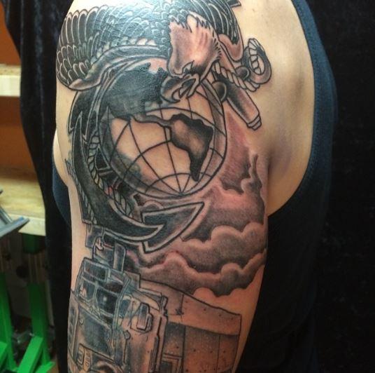 Marine Corps Tattoos Orders