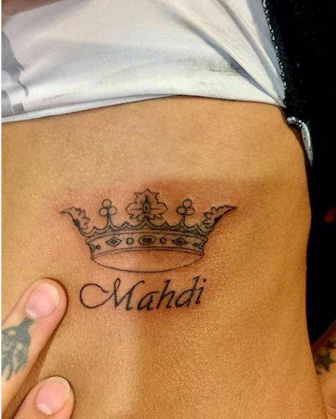 Nice Mahurtatto Queen Tattoos Design