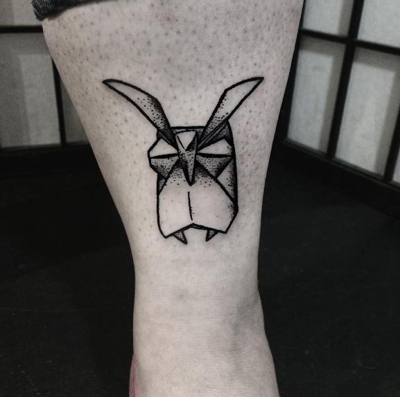 Origami Tattoo 11