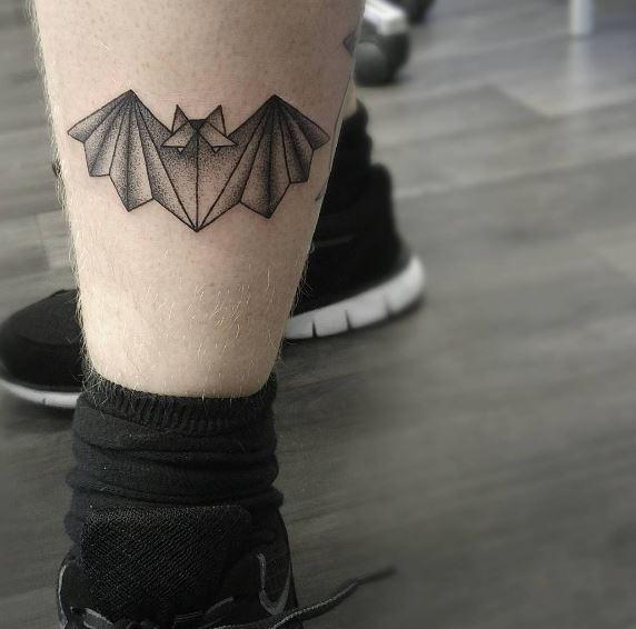 Origami Tattoo 13