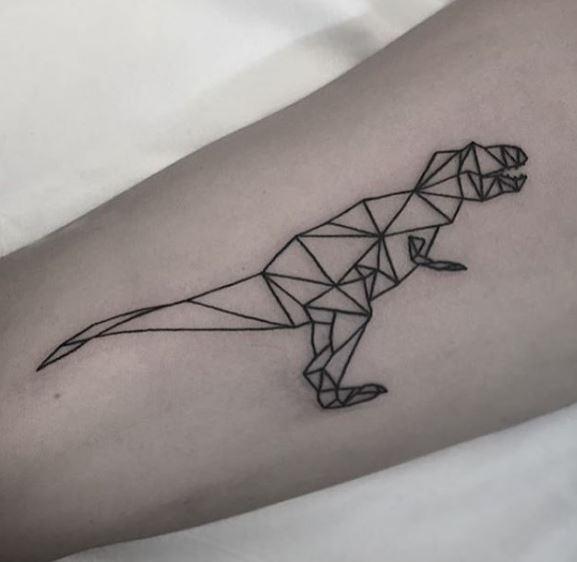 Origami Tattoo 25