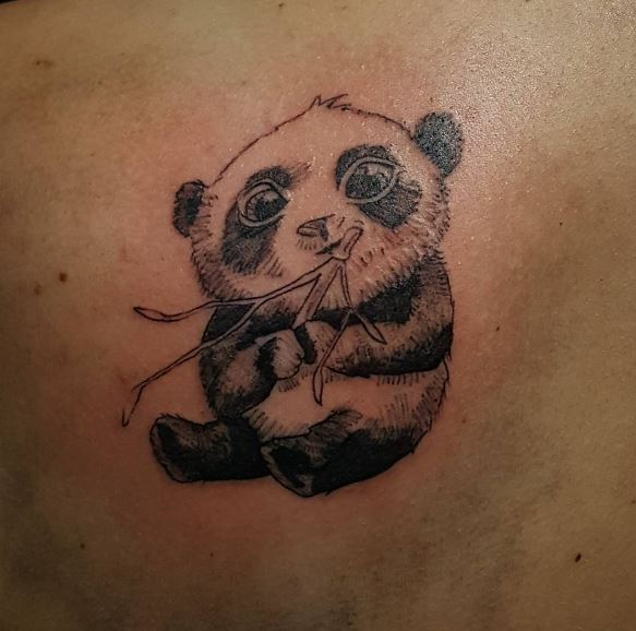Panda Tattoos Meaning And Ideas