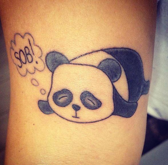 Panda Tattoos On Pinterest