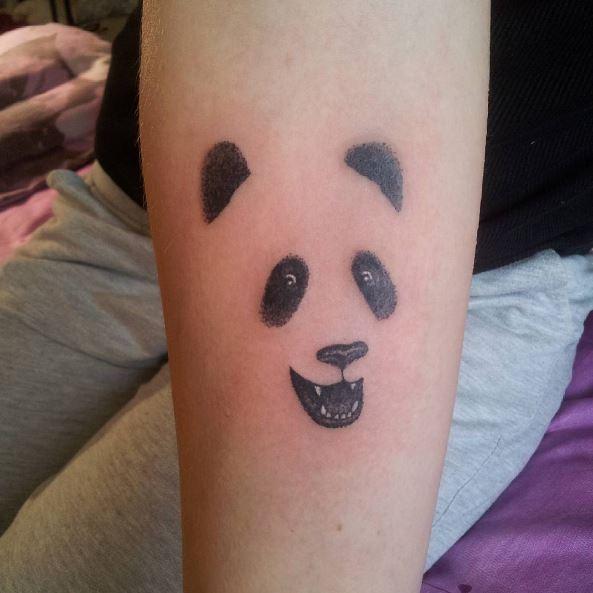 Perfectly Cute Panda Tattoos Design And Ideas