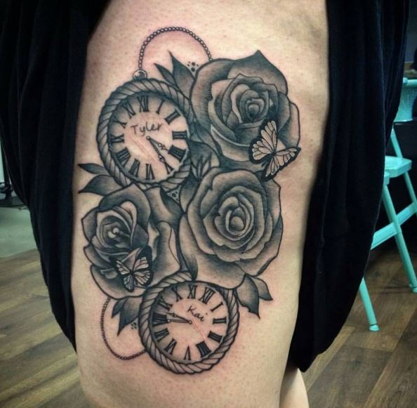 Permanent Pocket Tattoos Design And Ideas