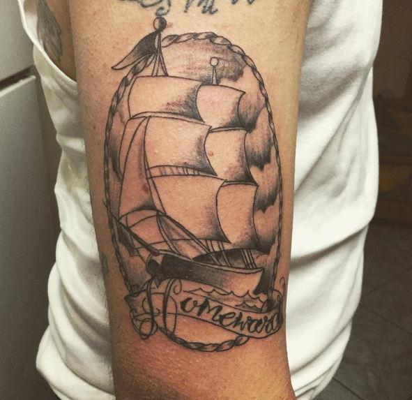 Ship Tattoos Meaning And Ideas
