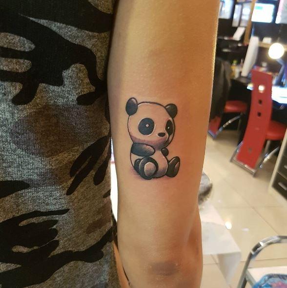 Top Panda Tattoos Design And Ideas
