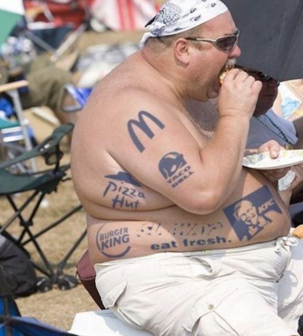 Very Funny Bad Tattoo Design