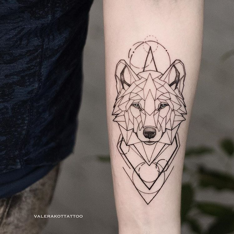 Abstract Geometric Tattoos (8)