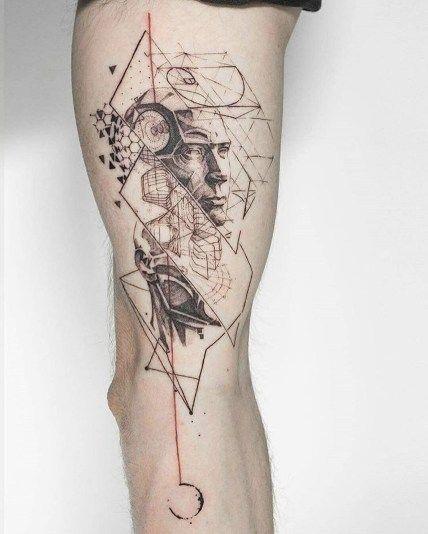 Ancient Symbol Tattoos (4)