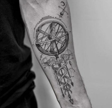 Ancient Symbol Tattoos (8)