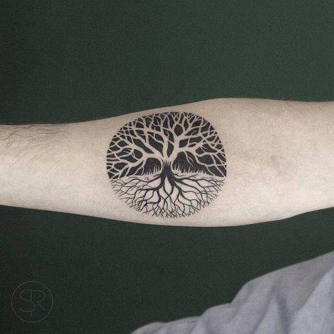 Ancient Symbol Tattoos (9)