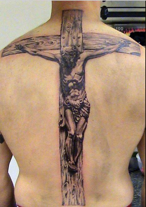 Best Cross Tattoos