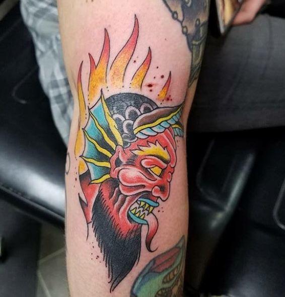 Best Devil Tattoos