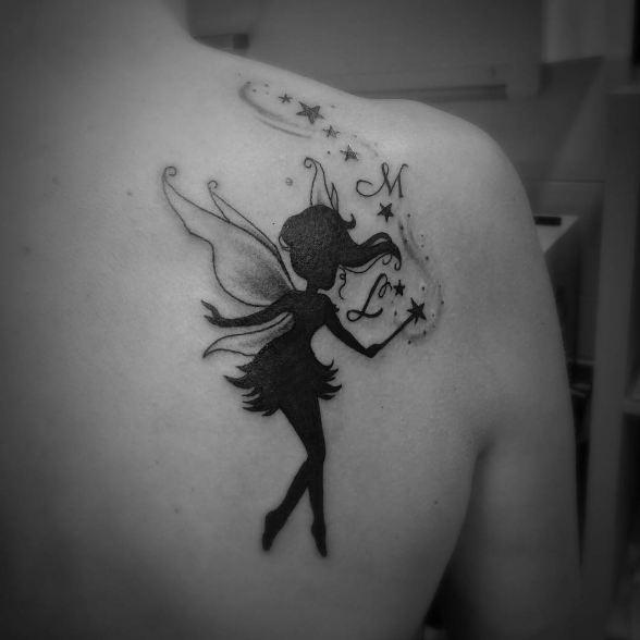 Best Fairy Tattoos