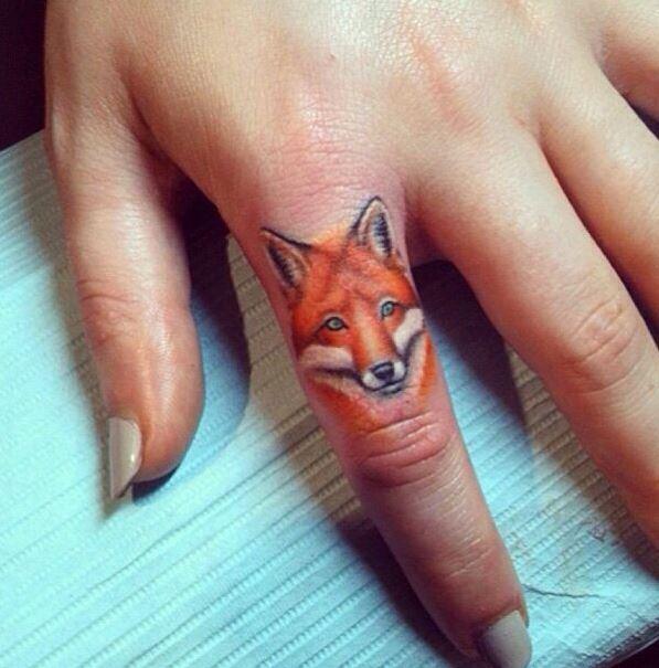 Best Finger Tattoos