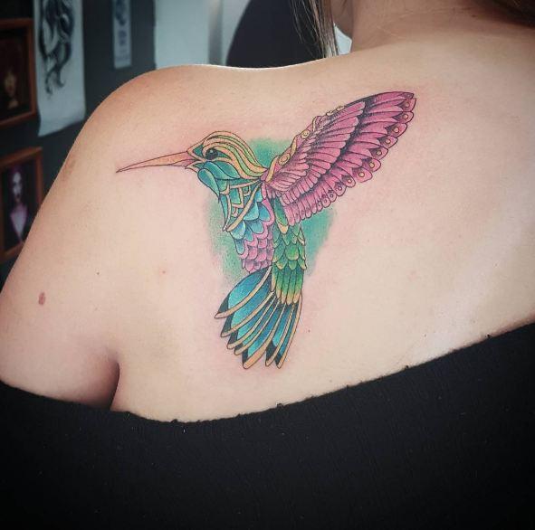 Best Hummingbird Tattoos